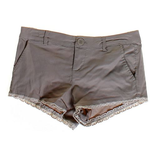 Dollhouse Khaki Shorts in size JR 1 at up to 95% Off - Swap.com
