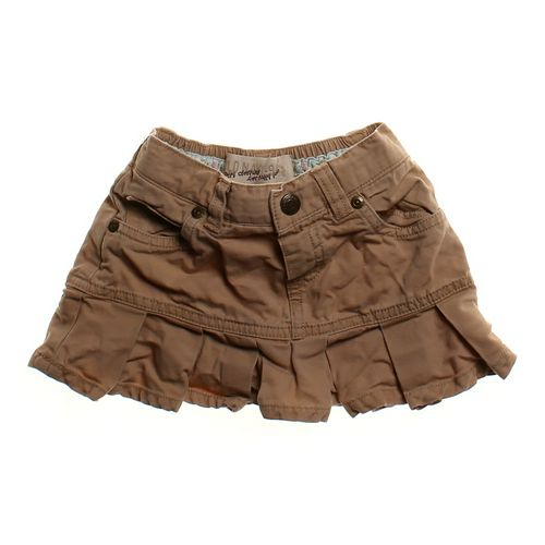 Khaki Skirt in size 18 mo at up to 95% Off - Swap.com