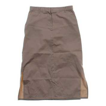 Khaki Skirt for Sale on Swap.com