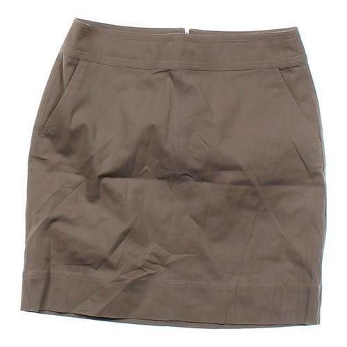 Talbots Khaki Skirt in size 8 at up to 95% Off - Swap.com
