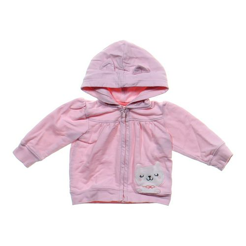 Just One You Kitten Accented Hoodie in size 6 mo at up to 95% Off - Swap.com