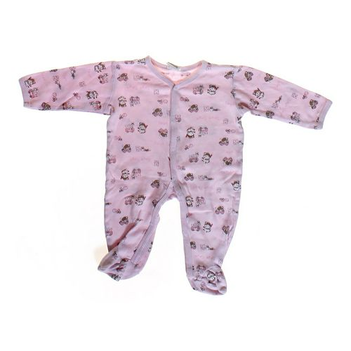 Just Too Cute Kitten Footed Pajamas in size 3 mo at up to 95% Off - Swap.com