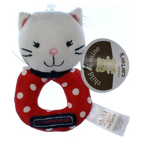 Carter's Kitty Rattle at up to 95% Off - Swap.com