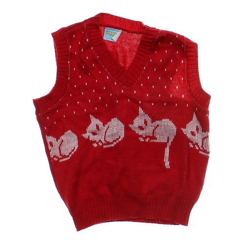 Tarheel Kitty Vest in size 6 at up to 95% Off - Swap.com