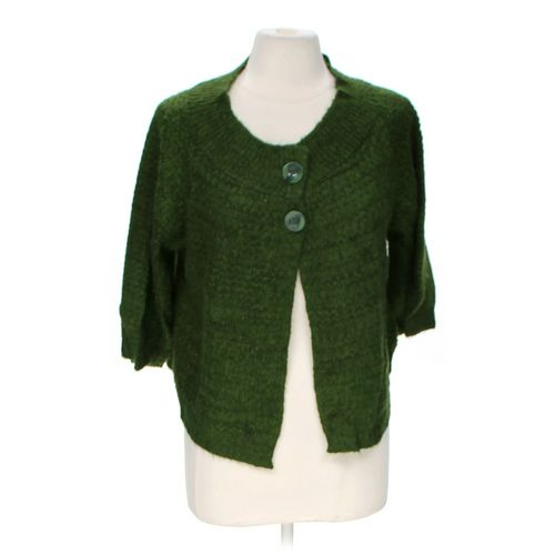 Carol Rose Knit Cardigan in size L at up to 95% Off - Swap.com