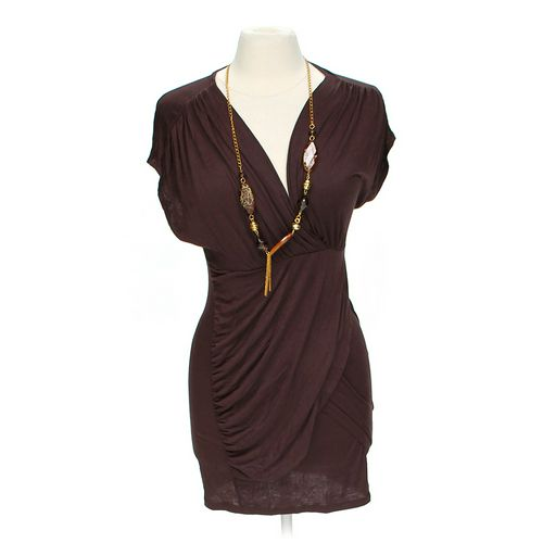 Vanilla Bay Knit Dress Tunic in size L at up to 95% Off - Swap.com