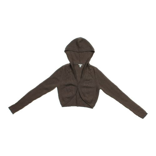 Maurices Knit Hoodie in size JR 3 at up to 95% Off - Swap.com