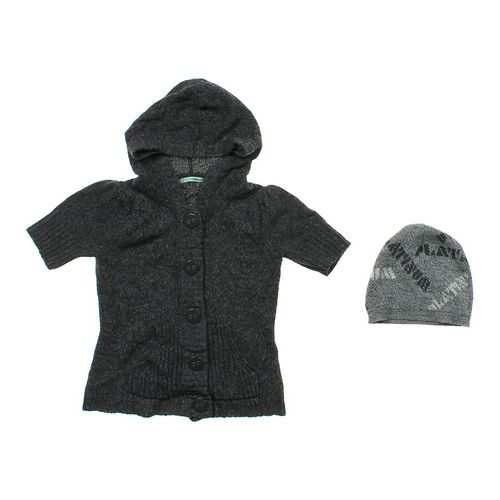 Maurices Knit Hoodie & Hat Set in size 12 at up to 95% Off - Swap.com