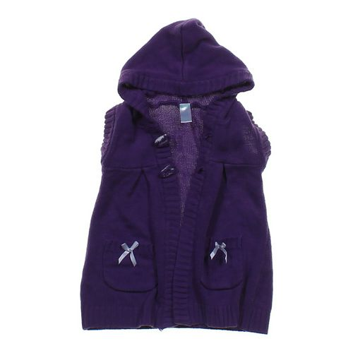 Kids Play Knit Open Sleeveless Hoodie in size 3/3T at up to 95% Off - Swap.com