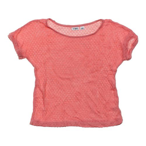 Cato Knit Shirt in size JR 11 at up to 95% Off - Swap.com