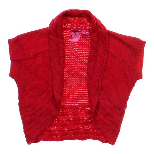 Derek Heart Knit Shrug in size 14 at up to 95% Off - Swap.com