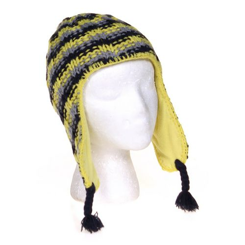 babyGap Knit Striped Hat in size 8 at up to 95% Off - Swap.com