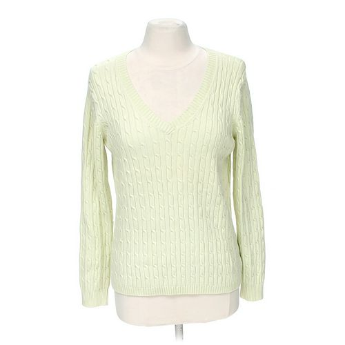 Eddie Bauer Knit Sweater in size M at up to 95% Off - Swap.com