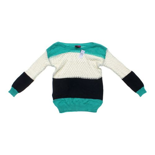 Say What? Knit Sweater in size JR 7 at up to 95% Off - Swap.com