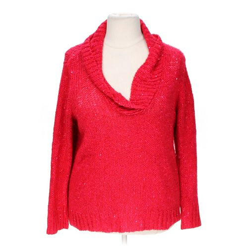 Jones New York Knit Sweater in size 2X at up to 95% Off - Swap.com