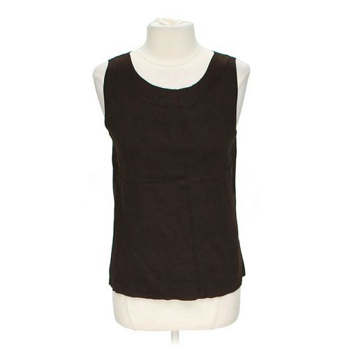 Valerie Stevens Knit Tank Top in size L at up to 95% Off - Swap.com