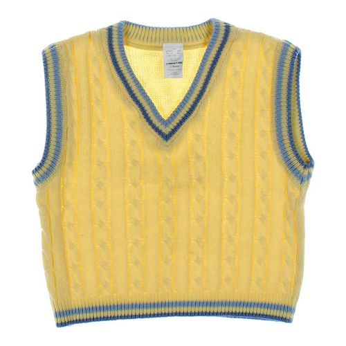 Knit Vest in size 3/3T at up to 95% Off - Swap.com