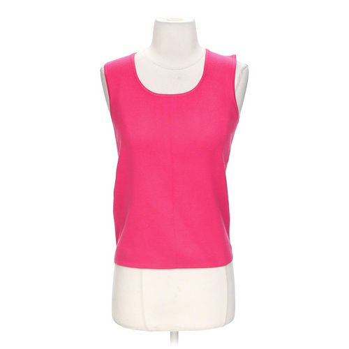 White Stag Knit Vest in size S at up to 95% Off - Swap.com