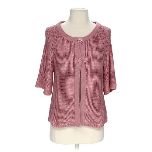 dressbarn Knitted Cardigan in size S at up to 95% Off - Swap.com
