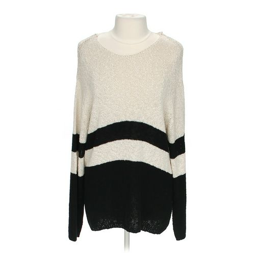 Two By Vince Camuto Knitted Sweater in size XL at up to 95% Off - Swap.com