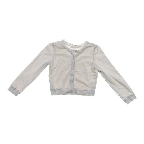 The Children's Place Lace Accented Cardigan in size 14 at up to 95% Off - Swap.com