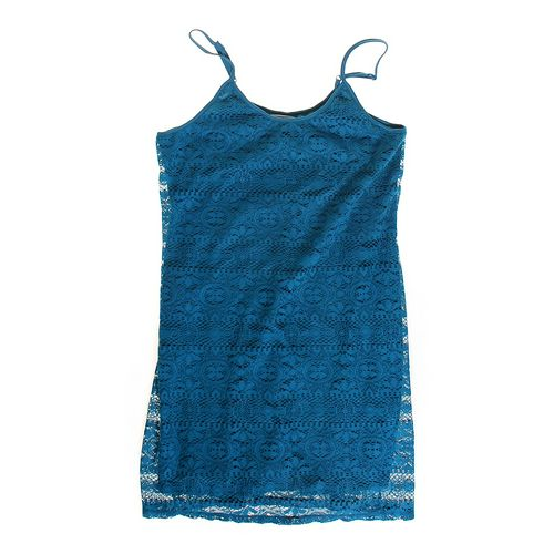 love, Fire Lace Accented Dress in size JR 9 at up to 95% Off - Swap.com