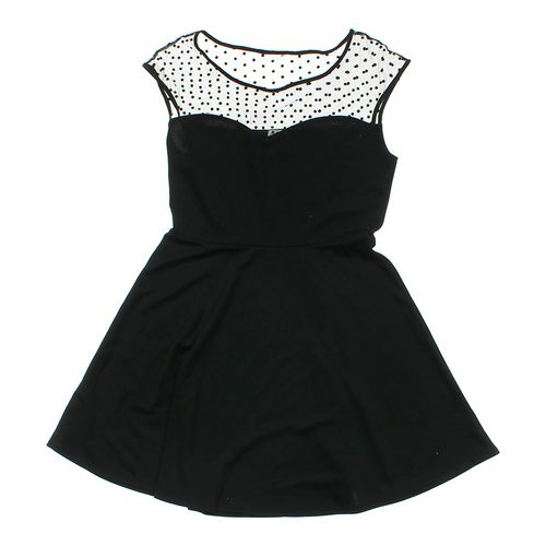 One Clothing Lace Accented Dress in size JR 11 at up to 95% Off - Swap.com