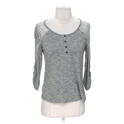 Deb Lace Accented Shirt in size S at up to 95% Off - Swap.com