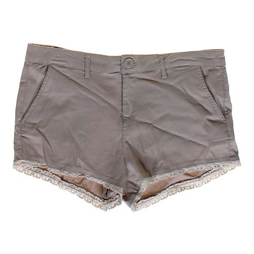 Dollhouse Lace Accented Shorts in size JR 11 at up to 95% Off - Swap.com