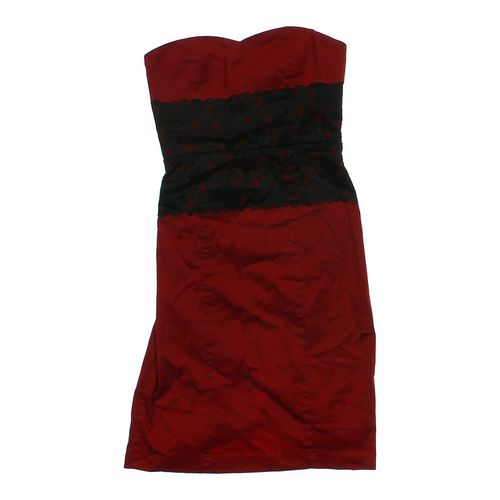 Forever Lace Accented Sleeveless Dress in size JR 3 at up to 95% Off - Swap.com