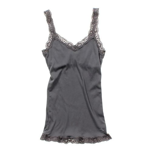 Abercrombie & Fitch Lace Accented Tank in size JR 3 at up to 95% Off - Swap.com