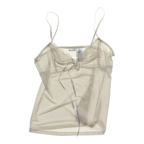 No Boundaries Lace Accented Tank Top in size JR 11 at up to 95% Off - Swap.com