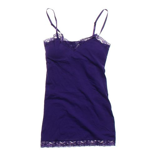 No Boundaries Lace Accented Tank Top in size JR 7 at up to 95% Off - Swap.com