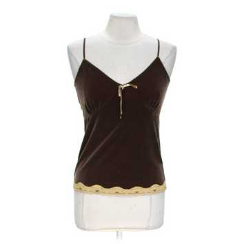 Lace Accented Velour Cami for Sale on Swap.com