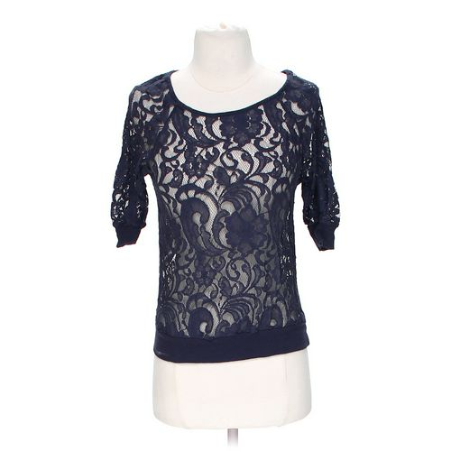 Eyeshadow Lace Shirt in size S at up to 95% Off - Swap.com