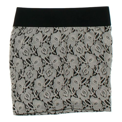 Charlotte Russe Lace Skirt in size JR 3 at up to 95% Off - Swap.com