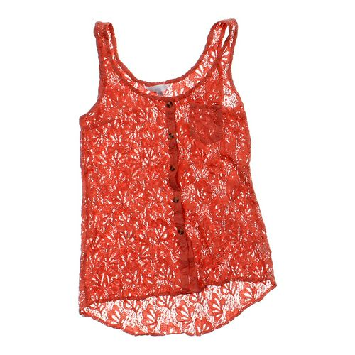 Charming Charlie Lace Tank Top in size S at up to 95% Off - Swap.com