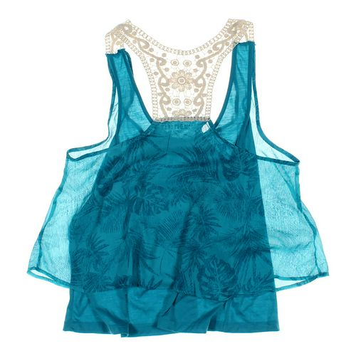 Dream Out Loud Lace Tank Top in size JR 11 at up to 95% Off - Swap.com