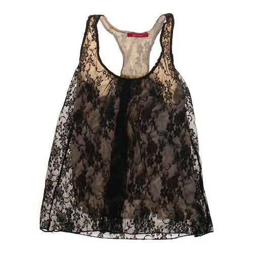 Julie's Closet Maternity Lace Tank Top in size JR 3 at up to 95% Off - Swap.com