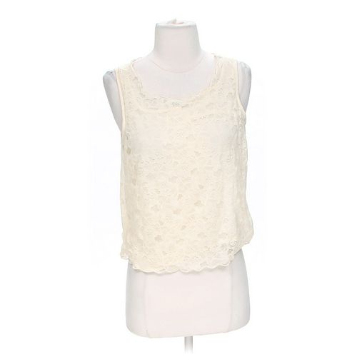 Forever 21 Lace Tank Top in size S at up to 95% Off - Swap.com