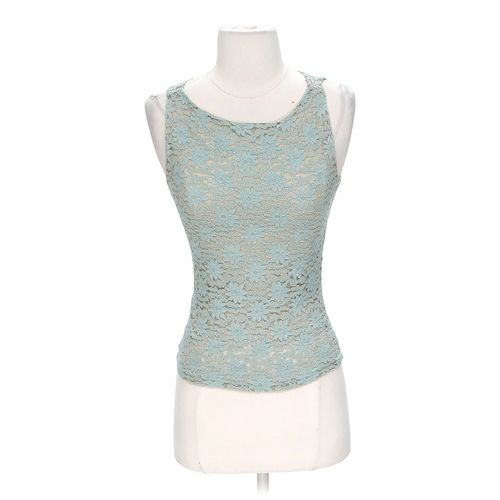 Forever Lace Tank Top in size M at up to 95% Off - Swap.com