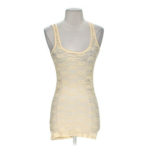 MOD BE Lace Tank Top in size M at up to 95% Off - Swap.com