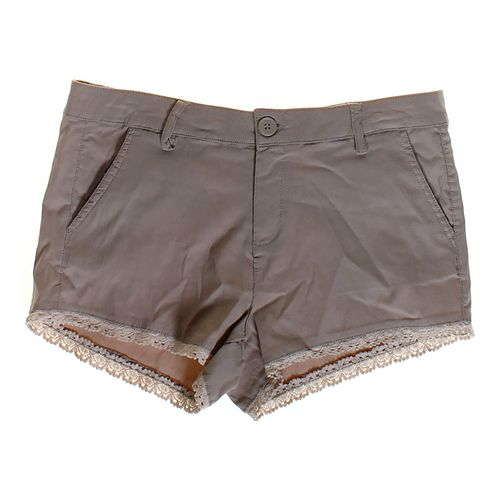 Dollhouse Lace Trimmed Shorts in size JR 9 at up to 95% Off - Swap.com