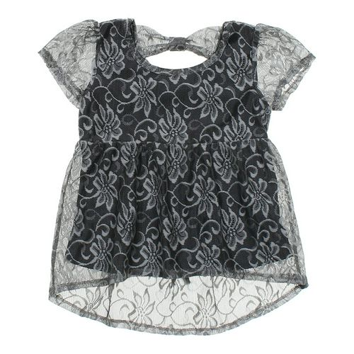 Beautees Laced Layered Shirt in size 10 at up to 95% Off - Swap.com
