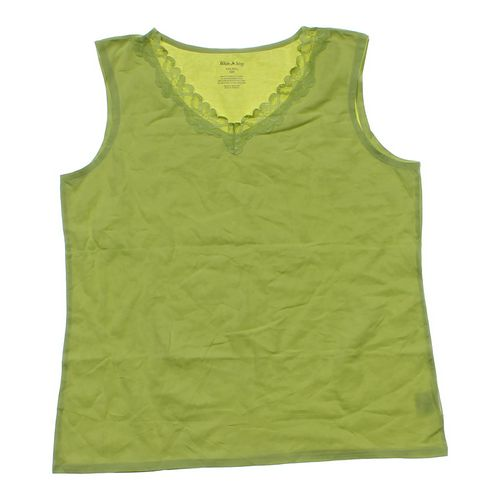 White Stag Laced Tank Top in size XXL at up to 95% Off - Swap.com