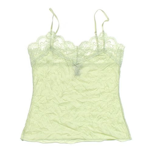 Charlotte Russe Lacey Tank Top in size JR 7 at up to 95% Off - Swap.com
