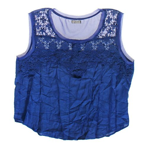 Eyeshadow Lacey Tank Top in size JR 13 at up to 95% Off - Swap.com