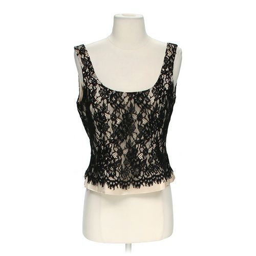 Nipon Boutique Lacey Tank Top in size 6 at up to 95% Off - Swap.com