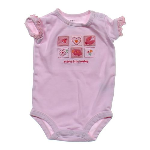 Carter's Ladybug Bodysuit in size 3 mo at up to 95% Off - Swap.com