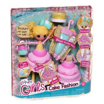 Lalaloopsy Girls Cake Fashion for Sale on Swap.com